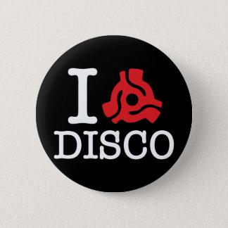 I 45 Adapter Disco 2 Inch Round Button