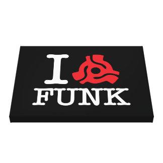 I 45 Adapter Funk Canvas Prints
