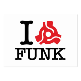 I 45 Adapter Funk Pack Of Chubby Business Cards