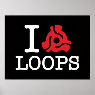 I 45 Adapter Loops Print