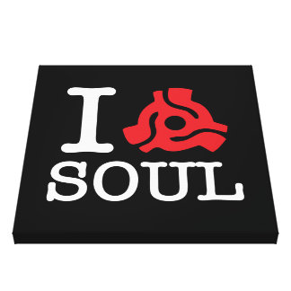 I 45 Adapter Soul Stretched Canvas Prints