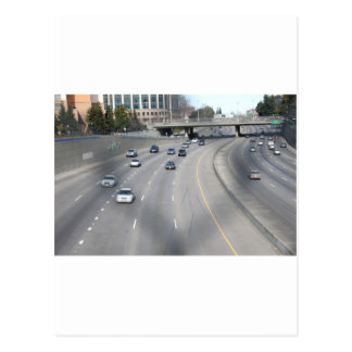 I-5 in Sacramento, CA Postcard