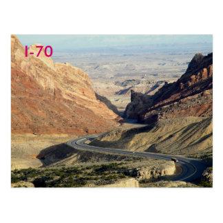I-70 POSTCARD