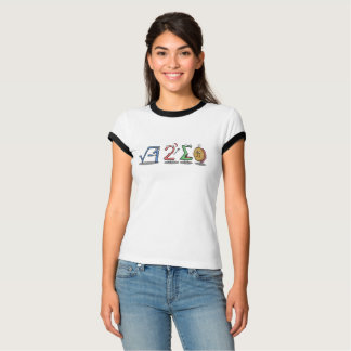 i 8 sum pi (I Ate Some Pie) Math Equation Joke T-Shirt