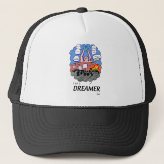 I a.m. to Dreamer too Trucker Hat