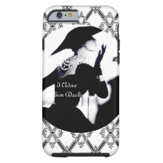 I Adore Fashion, Darling! iPhone 6 Case