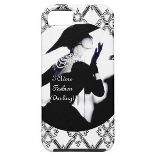 I Adore Fashion, Darling! iPhone 5 Case