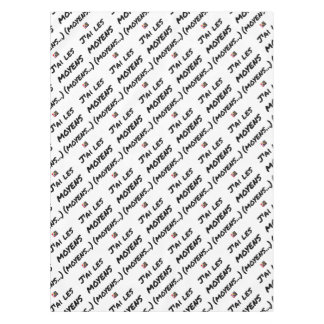 I AI MEANS (AVERAGE…) - Word games Tablecloth