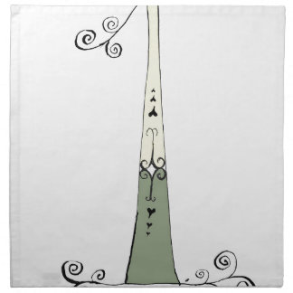 I Am 1 from tony fernandes design Napkin