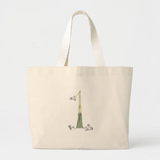 I Am 1 yrs Old from tony fernandes design Large Tote Bag