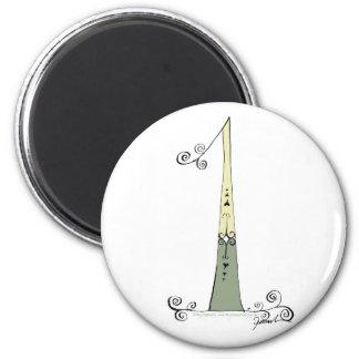 I Am 1 yrs Old from tony fernandes design Magnet