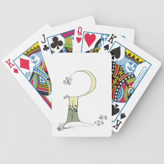 I Am 2 from tony fernandes design Bicycle Playing Cards