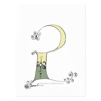 I Am 2 yrs Old from tony fernandes design Postcard