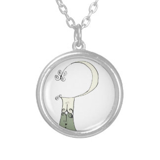 I Am 2 yrs Old from tony fernandes design Silver Plated Necklace