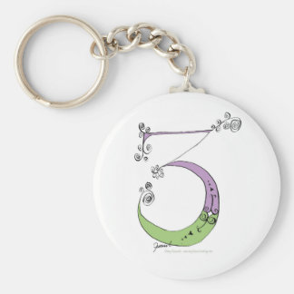 I Am 3 yrs Old from tony fernandes design Keychain