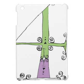 I Am 4 yrs Old from tony fernandes design iPad Mini Case