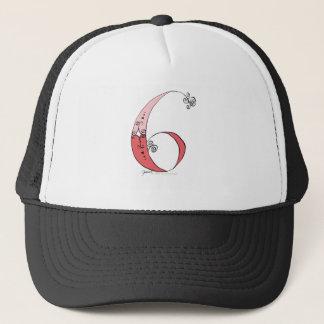 I Am 6 yrs Old from tony fernandes design Trucker Hat