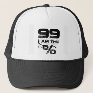 i am 99 new trucker hat