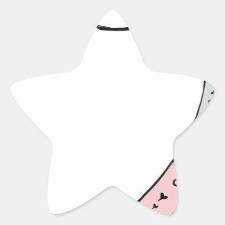 I Am 9 yrs Old from tony fernandes design Star Sticker
