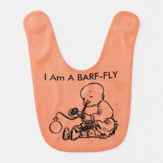 I Am A Barf Fly Bib