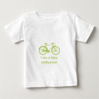 I am a bike enthusiast baby T-Shirt