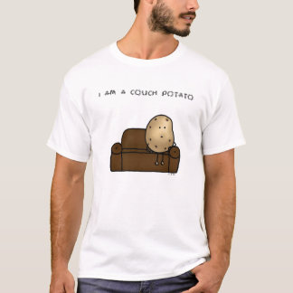 I am a couch potato T-shirts