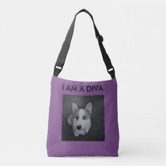 I AM A DIVA BAG