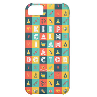 I AM A DOCTOR (Retro) Case For iPhone 5C