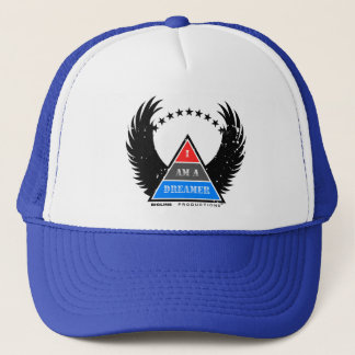 i am a dream2 - Customized Trucker Hat
