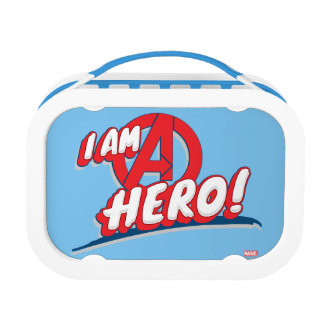 I Am A Hero! Lunchboxes