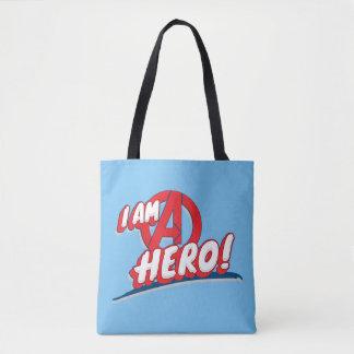 I Am A Hero! Tote Bag
