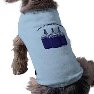 I Am A Jug Hugger Pet Tshirt