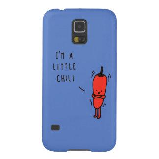 I am a little chili galaxy s5 case