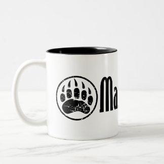 I am a MAMA GRIZZLY Mugs