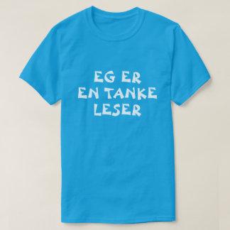 i am a mind reader in Norwegian blue T-Shirt