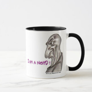 I AM A NOYD! Classic Mug