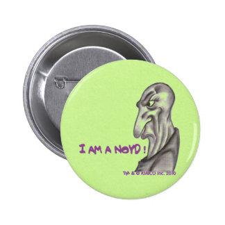 I AM A NOYD! Green Button