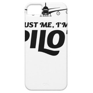 I am a Pilot iPhone 5 Case