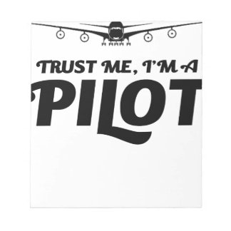 I am a Pilot Notepad