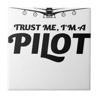 I am a Pilot Tiles