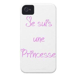 I am a princess iPhone 4 Case-Mate case