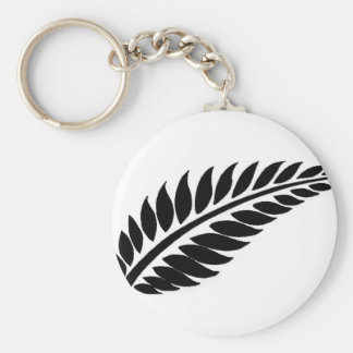 I am a Proud Kiwi! Basic Round Button Keychain