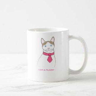 I Am a Pussy Mugs