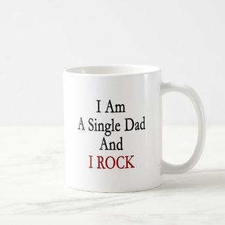I Am A Single Dad And I Rock Mug