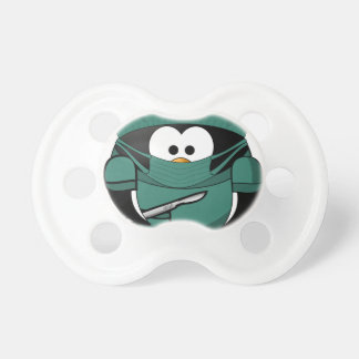 I am a Surgeon - Green Pacifier