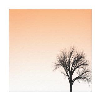 I AM A TREE WRAPPED CANVAS
