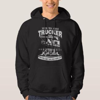 I Am  A Trucker Tshirts