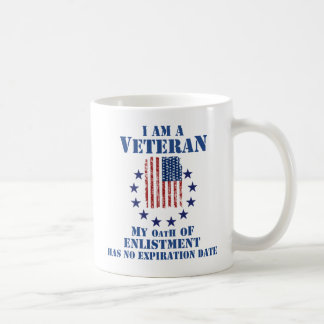 I Am A Veteran Veterans Day Mug