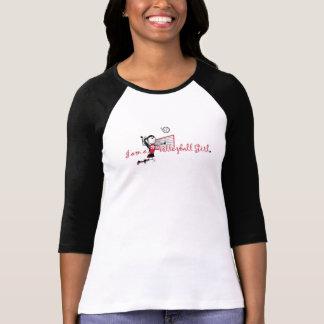 """""""I am a Volleyball Girl (Jr) T-Shirt"""