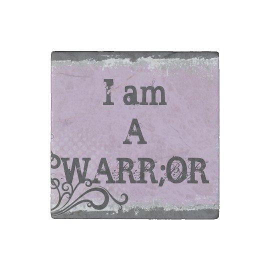 I am a warrior magnet